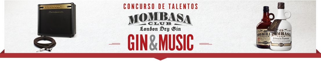 Cabecera Gin and Music